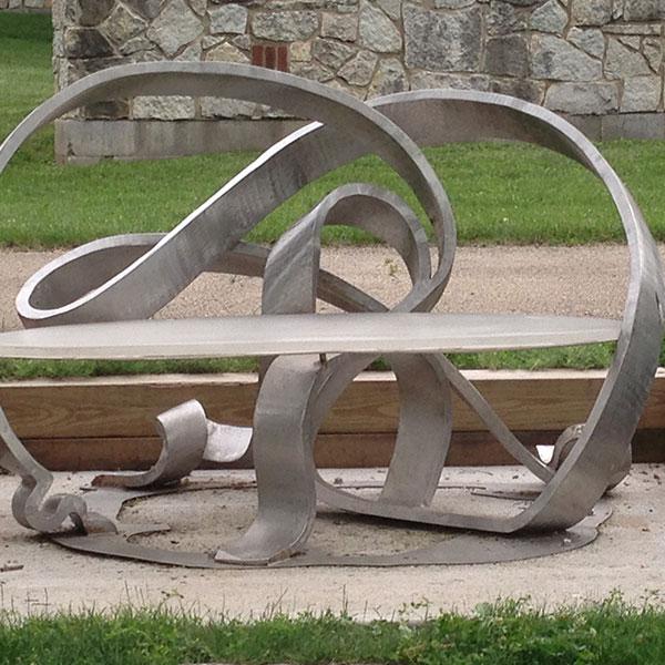 Matt Stefani Park Bench