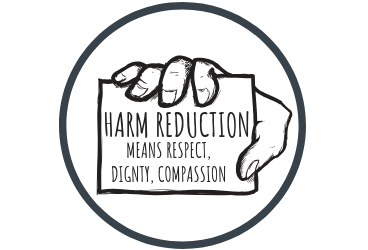 Harm Reduction Means Respect, Dignity, Compassion